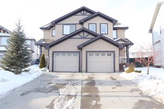 Main Photo: 1978 119A Street in Edmonton: Zone 55 House Half Duplex for sale : MLS®# E4186355