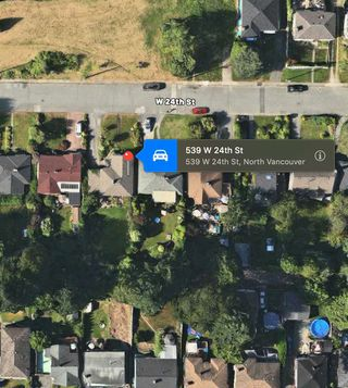 Photo 2: 539 W 24TH Street in North Vancouver: Central Lonsdale Land for sale : MLS®# R2449007