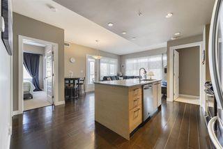 Photo 3: 303 9908 84 Avenue in Edmonton: Zone 15 Condo for sale : MLS®# E4208740