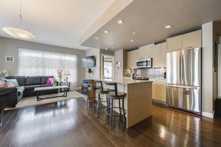 Photo 5: 303 9908 84 Avenue in Edmonton: Zone 15 Condo for sale : MLS®# E4208740