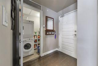 Photo 2: 303 9908 84 Avenue in Edmonton: Zone 15 Condo for sale : MLS®# E4208740