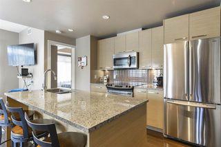 Photo 6: 303 9908 84 Avenue in Edmonton: Zone 15 Condo for sale : MLS®# E4208740