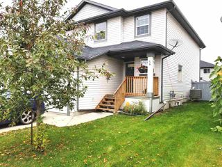 Photo 1: 58 RED CANYON Way: Fort Saskatchewan House Half Duplex for sale : MLS®# E4214531
