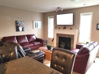Photo 3: 58 RED CANYON Way: Fort Saskatchewan House Half Duplex for sale : MLS®# E4214531