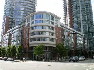 "Photo 1: # 515 -  618 Abbott Street in Vancouver: Downtown VW Condo for sale in ""FIRENZE"" (Vancouver West)  : MLS®# V897387"