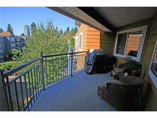 "Photo 8: 406 3075 PRIMROSE Lane in Coquitlam: North Coquitlam Condo for sale in ""LAKESIDE TERRACE"" : MLS®# V910059"