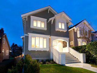 Photo 1: 3979 W 24TH Avenue in Vancouver: Dunbar House for sale (Vancouver West)  : MLS®# V996394