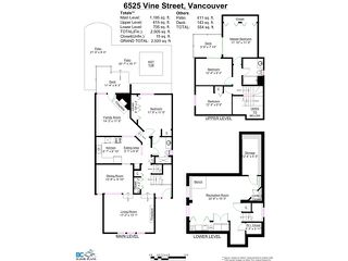Photo 10: 6525 VINE ST in Vancouver: S.W. Marine House for sale (Vancouver West)  : MLS®# V1005936