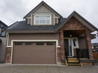 Photo 1: 7693 210th St. in Langley: Willoughby Heights House for sale : MLS®# F1312003