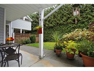 "Photo 13: 25 1235 JOHNSON Street in Coquitlam: Canyon Springs Townhouse for sale in ""CREEKSIDE PLACE"" : MLS®# V1035997"