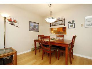 "Photo 4: 25 1235 JOHNSON Street in Coquitlam: Canyon Springs Townhouse for sale in ""CREEKSIDE PLACE"" : MLS®# V1035997"