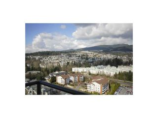 "Photo 4: 1905 1185 THE HIGH Street in Coquitlam: North Coquitlam Condo for sale in ""CLAREMONT"" : MLS®# V1060158"