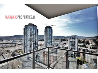 "Photo 3: 1905 1185 THE HIGH Street in Coquitlam: North Coquitlam Condo for sale in ""CLAREMONT"" : MLS®# V1060158"