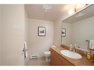 """Photo 13: 318 SMITHE Street in Vancouver: Yaletown Townhouse for sale in """"YALETOWN PARK II"""" (Vancouver West)  : MLS®# V1085840"""