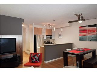 """Photo 8: 318 SMITHE Street in Vancouver: Yaletown Townhouse for sale in """"YALETOWN PARK II"""" (Vancouver West)  : MLS®# V1085840"""