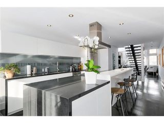 """Photo 8: 1946 MCNICOLL Avenue in Vancouver: Kitsilano 1/2 Duplex for sale in """"Kits Point"""" (Vancouver West)  : MLS®# V1101477"""