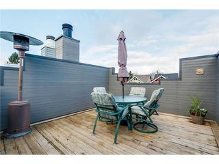 """Photo 19: 1946 MCNICOLL Avenue in Vancouver: Kitsilano 1/2 Duplex for sale in """"Kits Point"""" (Vancouver West)  : MLS®# V1101477"""