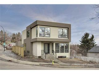 Main Photo: 532 10 Street NE in Calgary: Bridgeland House for sale : MLS®# C3654293
