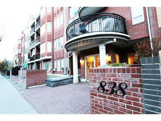 Photo 2: 302 838 19 Avenue SW in Calgary: Lower Mount Royal Condo for sale : MLS®# C4008473
