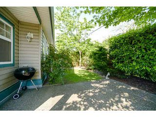 "Photo 19: 13 9088 DIXON Avenue in Richmond: Garden City Townhouse for sale in ""DIXON COURT"" : MLS®# V1122379"