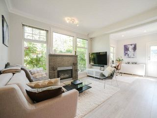 "Photo 1: 13 9088 DIXON Avenue in Richmond: Garden City Townhouse for sale in ""DIXON COURT"" : MLS®# V1122379"