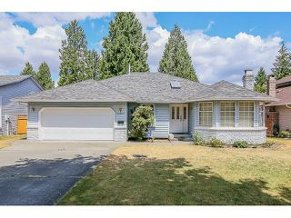 "Photo 1: 15467 91A Avenue in Surrey: Fleetwood Tynehead House for sale in ""BERKSHIRE PARK"" : MLS®# F1446816"