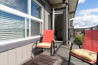 "Photo 24: 407 20630 DOUGLAS Crescent in Langley: Langley City Condo for sale in ""BLU"" : MLS®# R2049078"