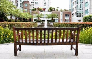 "Photo 3: 808 1500 HORNBY Street in Vancouver: Yaletown Condo for sale in ""888 BEACH"" (Vancouver West)  : MLS®# R2065574"