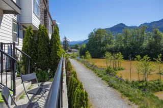"Photo 16: 11 1204 MAIN Street in Squamish: Downtown SQ Townhouse for sale in ""Aqua"" : MLS®# R2067802"