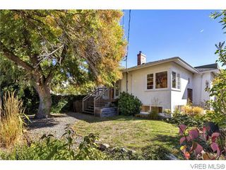 Photo 1: 1150 McKenzie St in VICTORIA: Vi Fairfield West Single Family Detached for sale (Victoria)  : MLS®# 742453