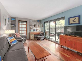 Photo 1: 102 224 N GARDEN Drive in Vancouver: Hastings Condo for sale (Vancouver East)  : MLS®# R2111826
