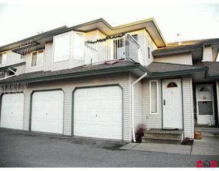 """Photo 1: 34332 MACLURE Road in Abbotsford: Central Abbotsford Townhouse for sale in """"IMMEL RIDGE"""" : MLS®# F2627186"""