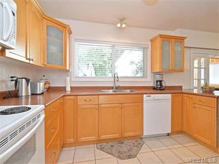 Photo 7: 6320 Elaine Way in VICTORIA: CS Tanner Single Family Detached for sale (Central Saanich)  : MLS®# 375444