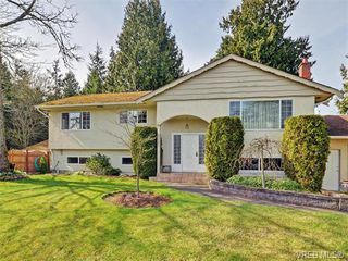 Photo 1: 6320 Elaine Way in VICTORIA: CS Tanner Single Family Detached for sale (Central Saanich)  : MLS®# 375444