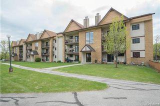 Main Photo: 177 Victor Lewis Drive in Winnipeg: Linden Woods Condominium for sale (1M)  : MLS®# 1713501