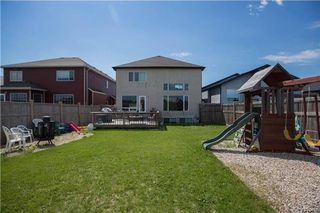 Photo 20: 91 Nevens Bay in Winnipeg: Canterbury Park Residential for sale (3M)  : MLS®# 1718914