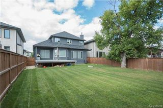 Photo 19: 1208 Colby Avenue in Winnipeg: Richmond West Residential for sale (1S)  : MLS®# 1719981