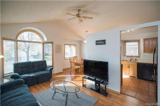 Photo 3: 172 George Marshall Way in Winnipeg: Canterbury Park Residential for sale (3M)  : MLS®# 1719131