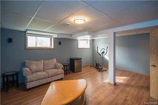 Photo 13: 172 George Marshall Way in Winnipeg: Canterbury Park Residential for sale (3M)  : MLS®# 1719131