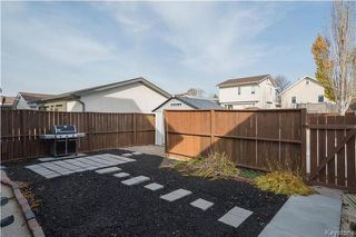 Photo 19: 172 George Marshall Way in Winnipeg: Canterbury Park Residential for sale (3M)  : MLS®# 1719131