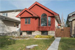 Photo 1: 172 George Marshall Way in Winnipeg: Canterbury Park Residential for sale (3M)  : MLS®# 1719131