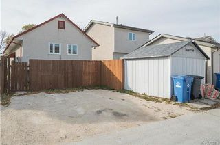 Photo 20: 172 George Marshall Way in Winnipeg: Canterbury Park Residential for sale (3M)  : MLS®# 1719131