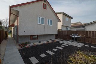 Photo 18: 172 George Marshall Way in Winnipeg: Canterbury Park Residential for sale (3M)  : MLS®# 1719131