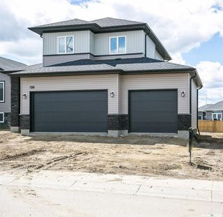 Photo 1: 130 Kloppenburg Crescent in Saskatoon: Evergreen Residential for sale : MLS®# SK714422