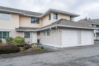 "Photo 1: 24 2475 EMERSON Street in Abbotsford: Abbotsford West Townhouse for sale in ""EMERSON PARK ESTATES"" : MLS®# R2233341"