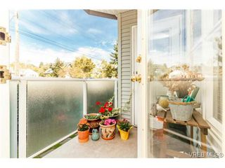 Photo 5: 206 1201 Hillside Avenue in VICTORIA: Vi Hillside Residential for sale (Victoria)  : MLS®# 369934