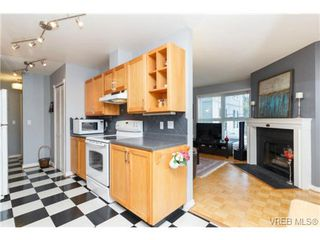 Photo 2: 206 1201 Hillside Avenue in VICTORIA: Vi Hillside Residential for sale (Victoria)  : MLS®# 369934