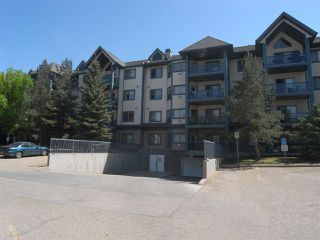 Main Photo: 434 2903 RABBIT HILL Road in Edmonton: Zone 14 Condo for sale : MLS®# E4100543