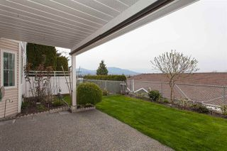 "Photo 19: 57 1973 WINFIELD Drive in Abbotsford: Abbotsford East Townhouse for sale in ""Belmont Ridge"" : MLS®# R2252224"