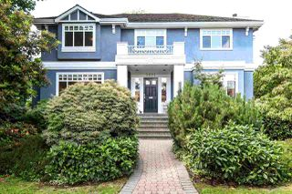 Photo 1: 3521 W 40TH AVENUE in Vancouver: Dunbar House for sale (Vancouver West)  : MLS®# R2083825